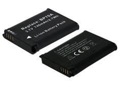 Samsung SLB-70A battery